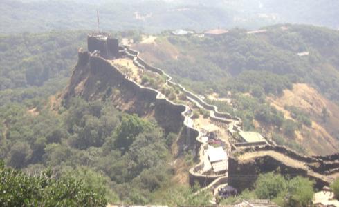 Pratapgadh Fort in Maharashtra