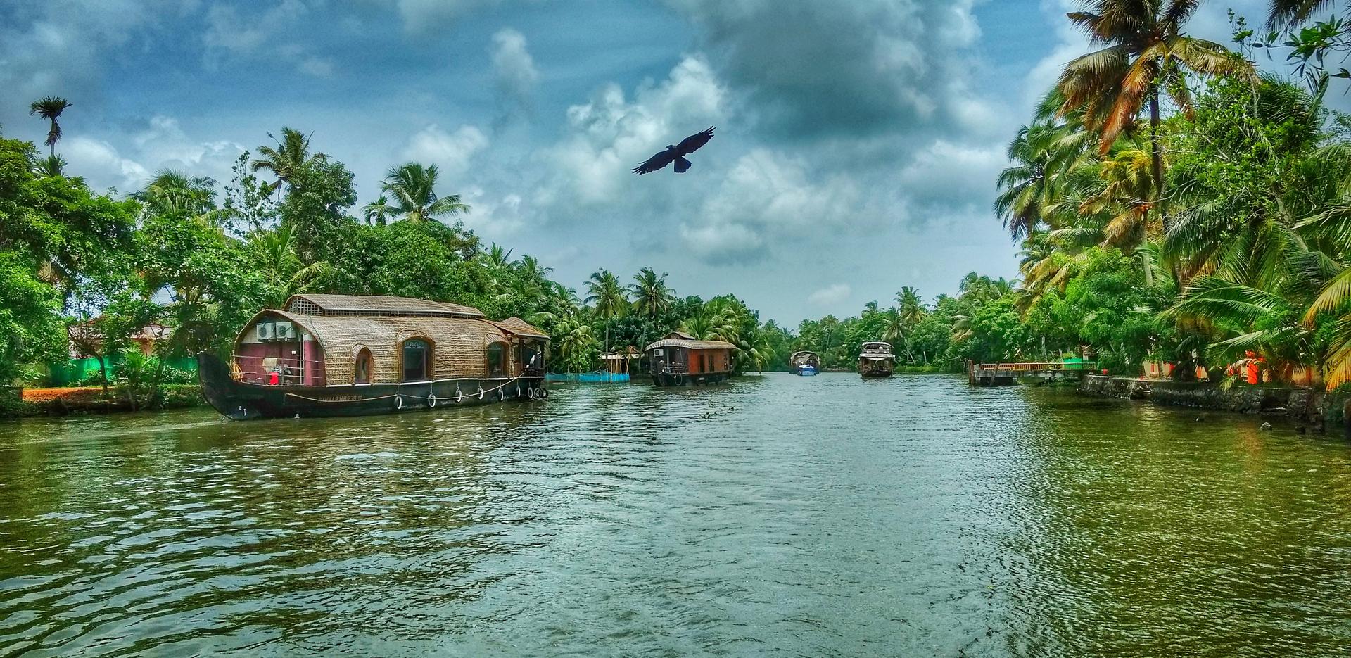 Alleppey City, Kerala