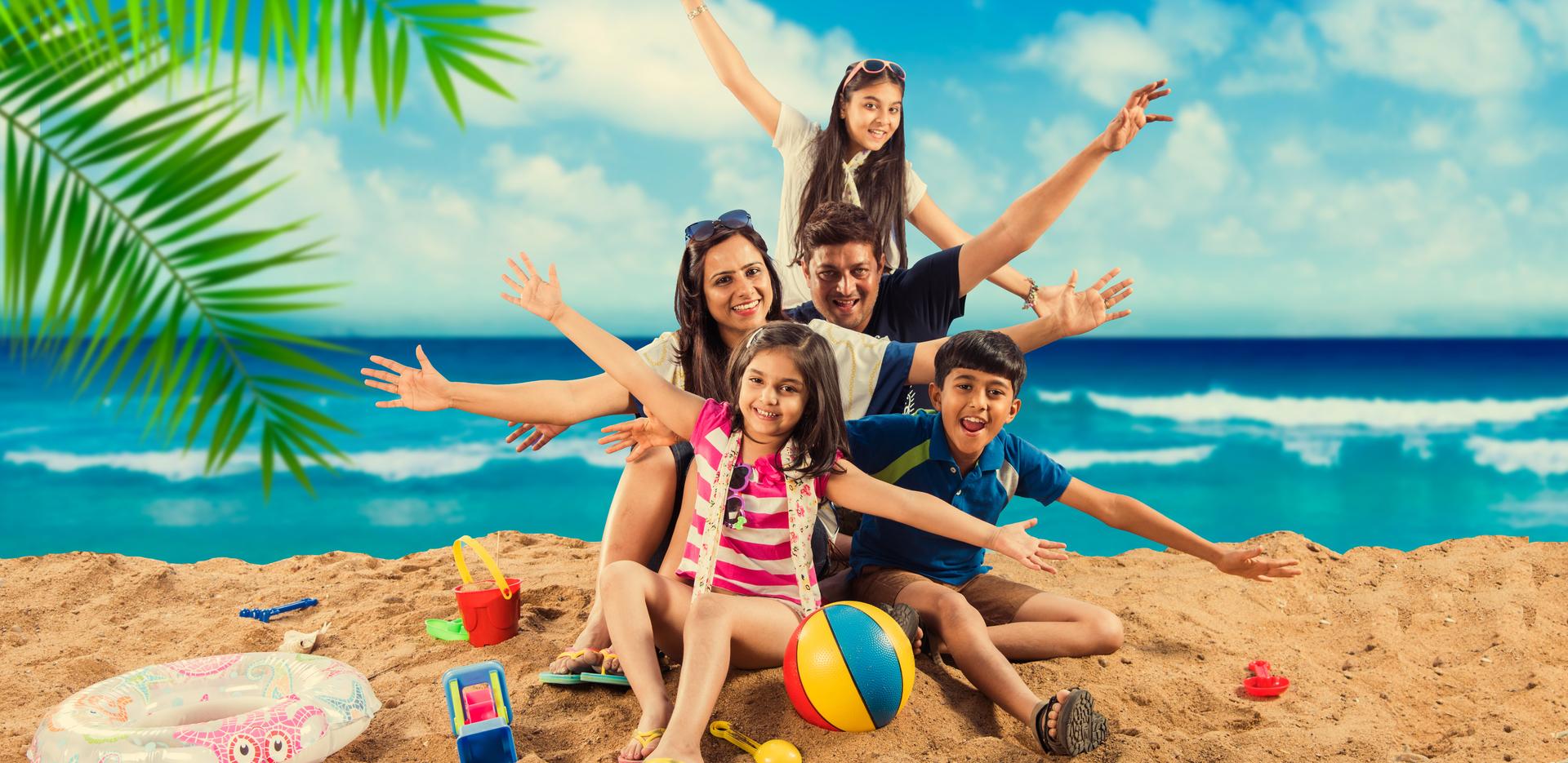 Club Mahindra Membership, Family Holidays