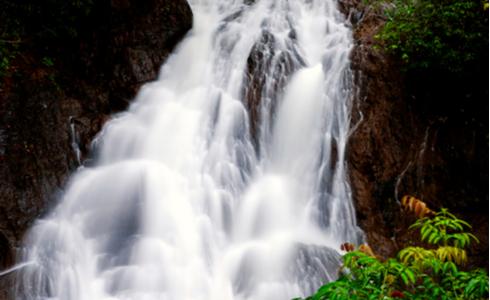 Bamanbudo Waterfall, South Goa