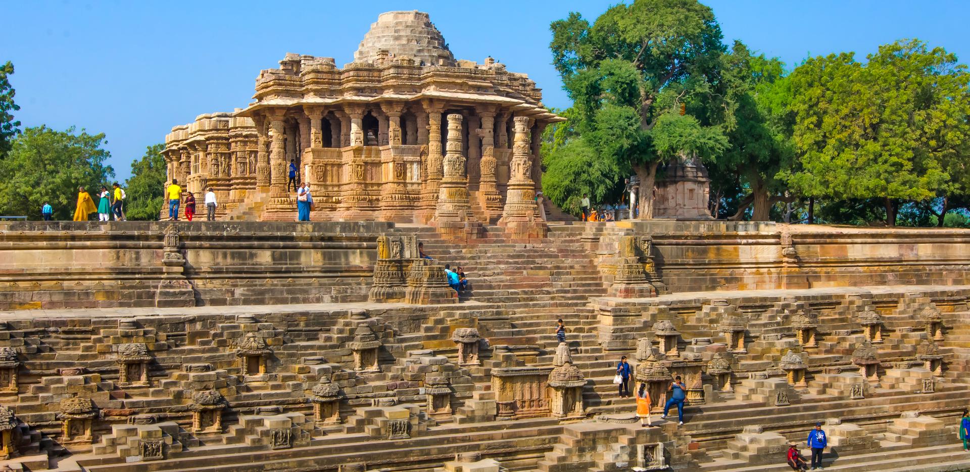 Gujarat Tourism, India