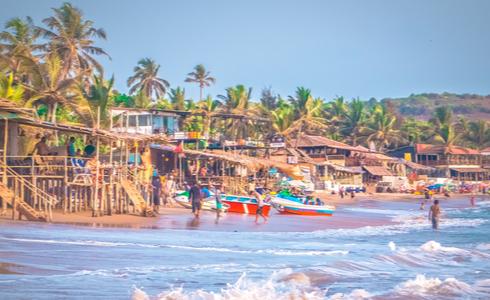 Anjuna Beach Café