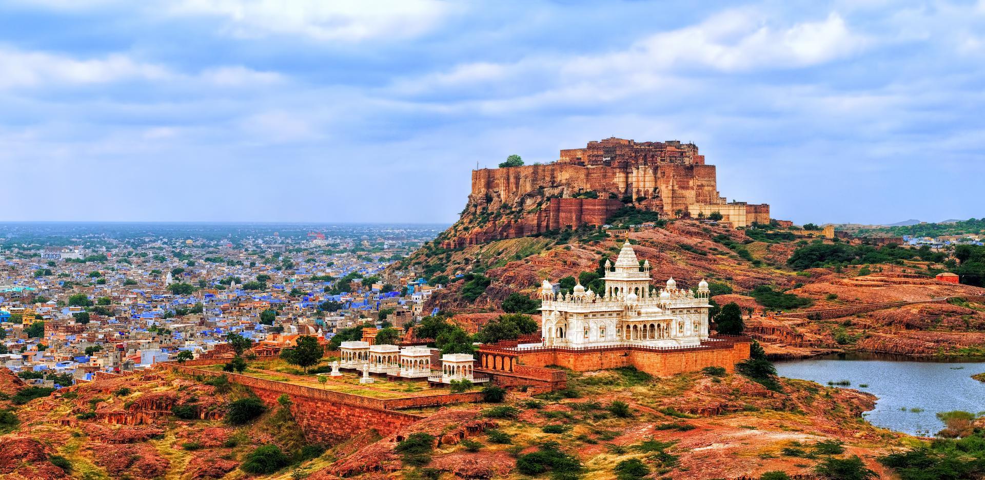 Jodhpur, Rajasthan View