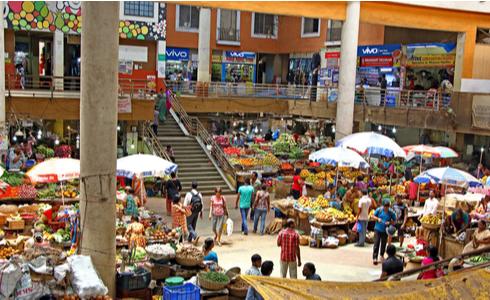 Panjim Market, Goa