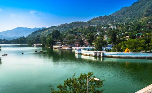 Bhimtal Lake Bhim City
