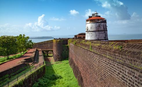 Fort Aguada, North Goa