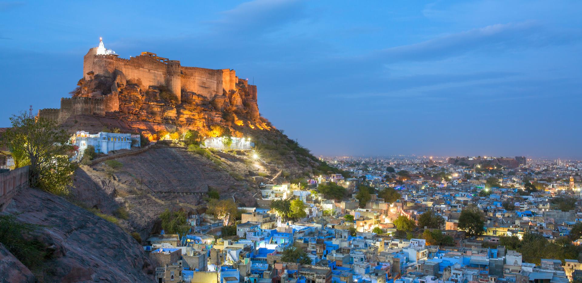 Jodhpur City, Rajasthan