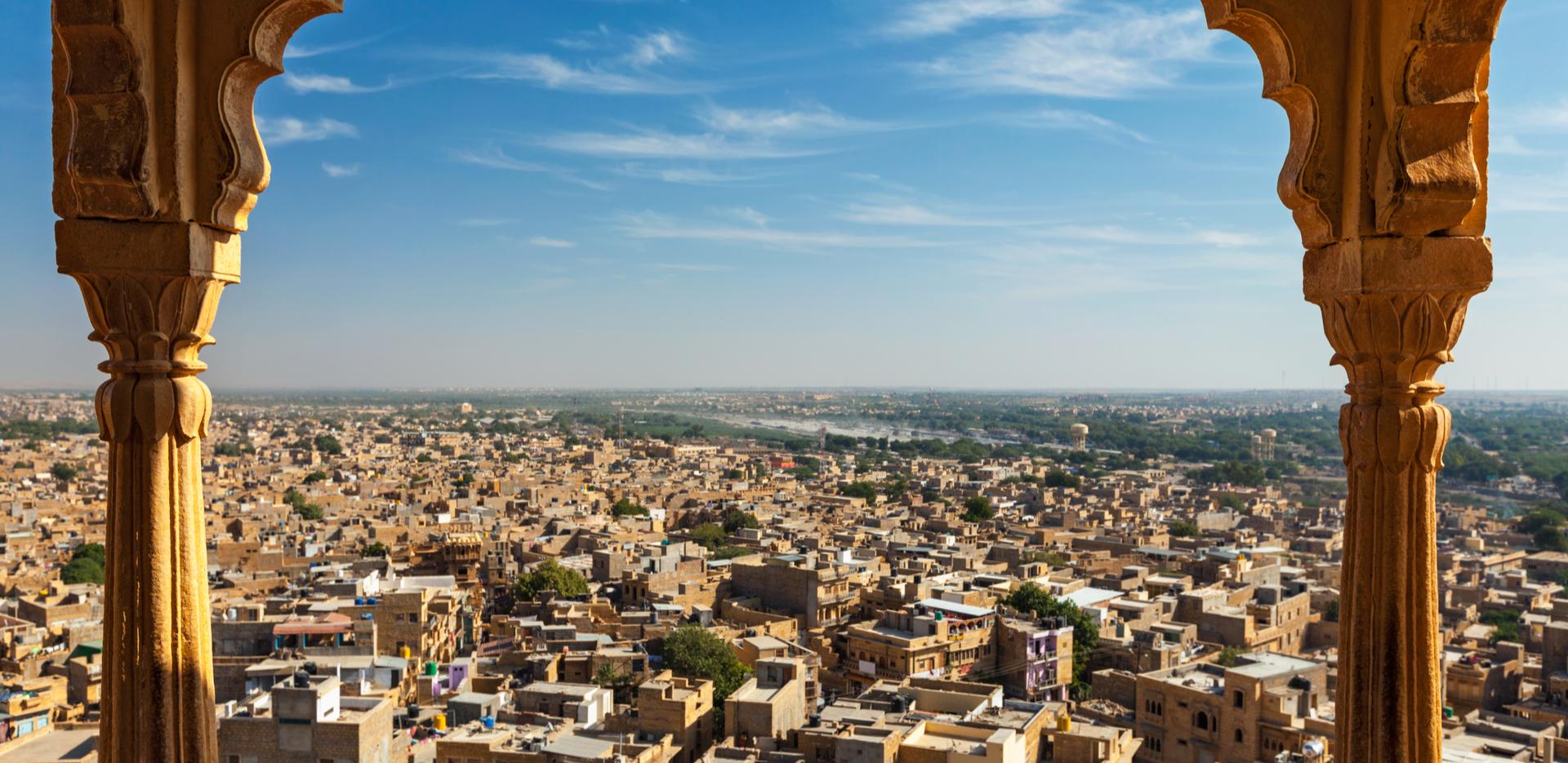 Jaisalmer City Rajasthan