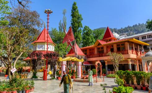 Places To Visit In Nainital - Naina Devi Temple