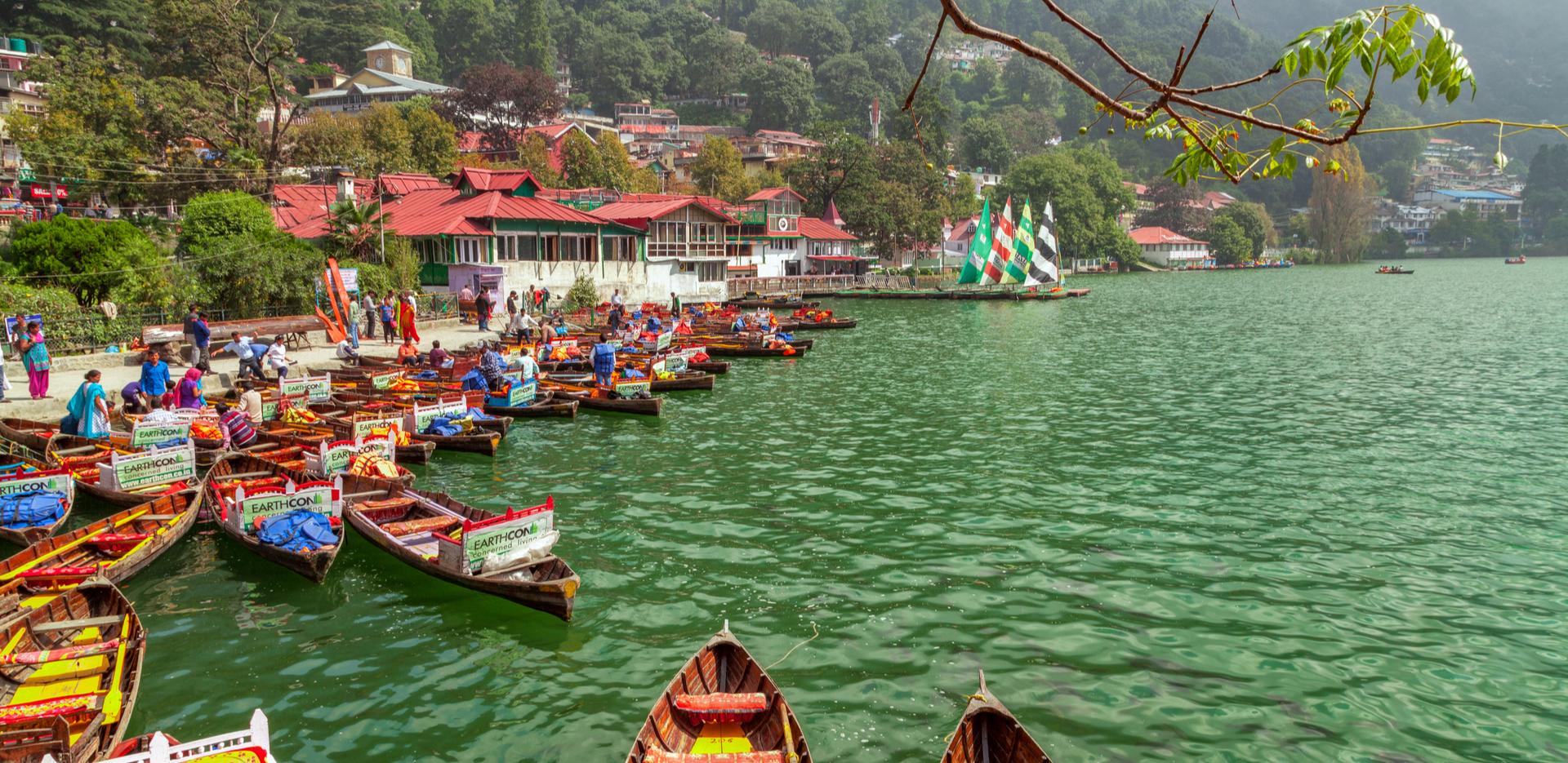 Nainital City, Uttarakhand