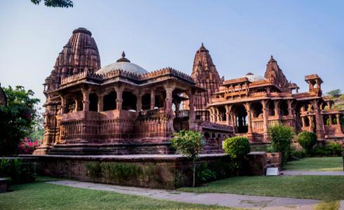 Mandore Temple