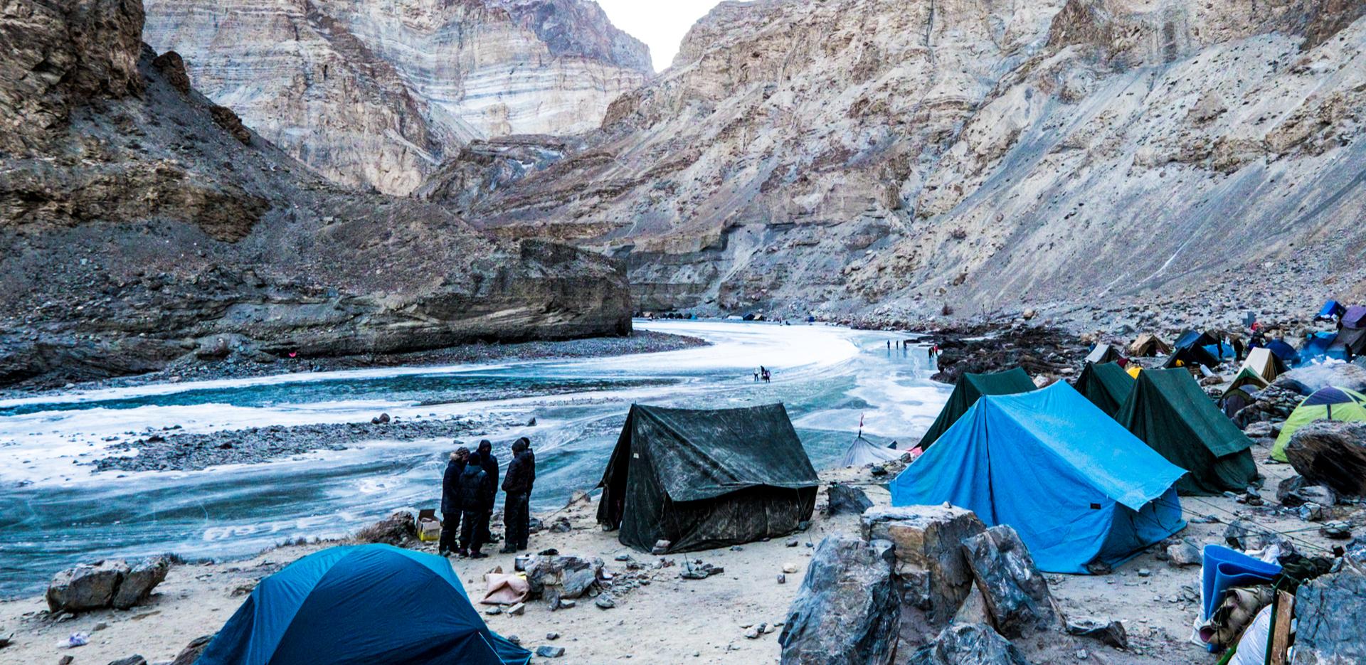 5 Best Adventure Activities to do in India
