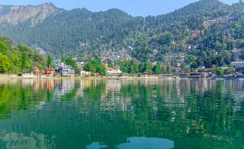 Places To Visit In Nainital - Naini Lake