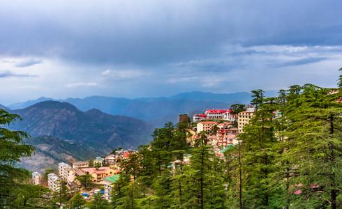 Places to Visit in Himachal Pradesh - Shimla City