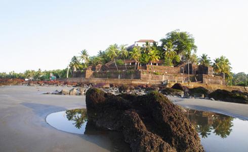 Reis Magos Fort, South Goa