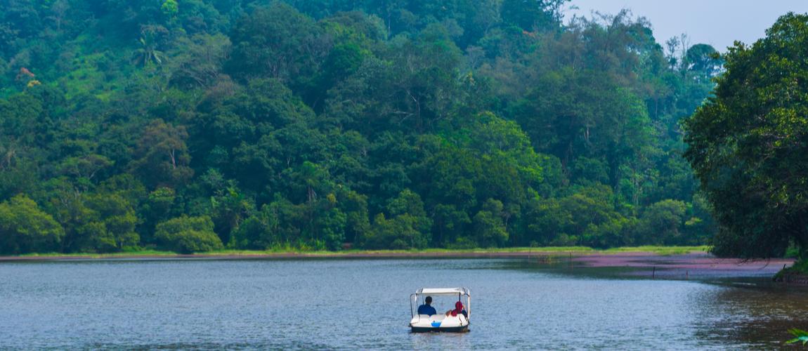 lake in Wayanad