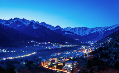 Hill-Station of Manali