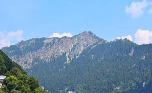 Places To Visit In Nainital - Naina Peak