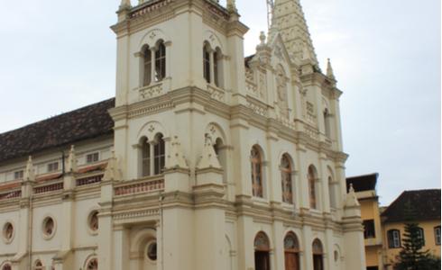 Kottakavu Church Kerala