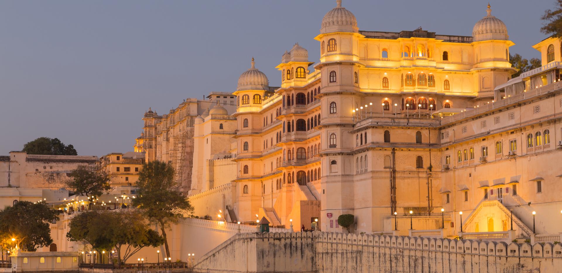 Udaipur City, Rajasthan