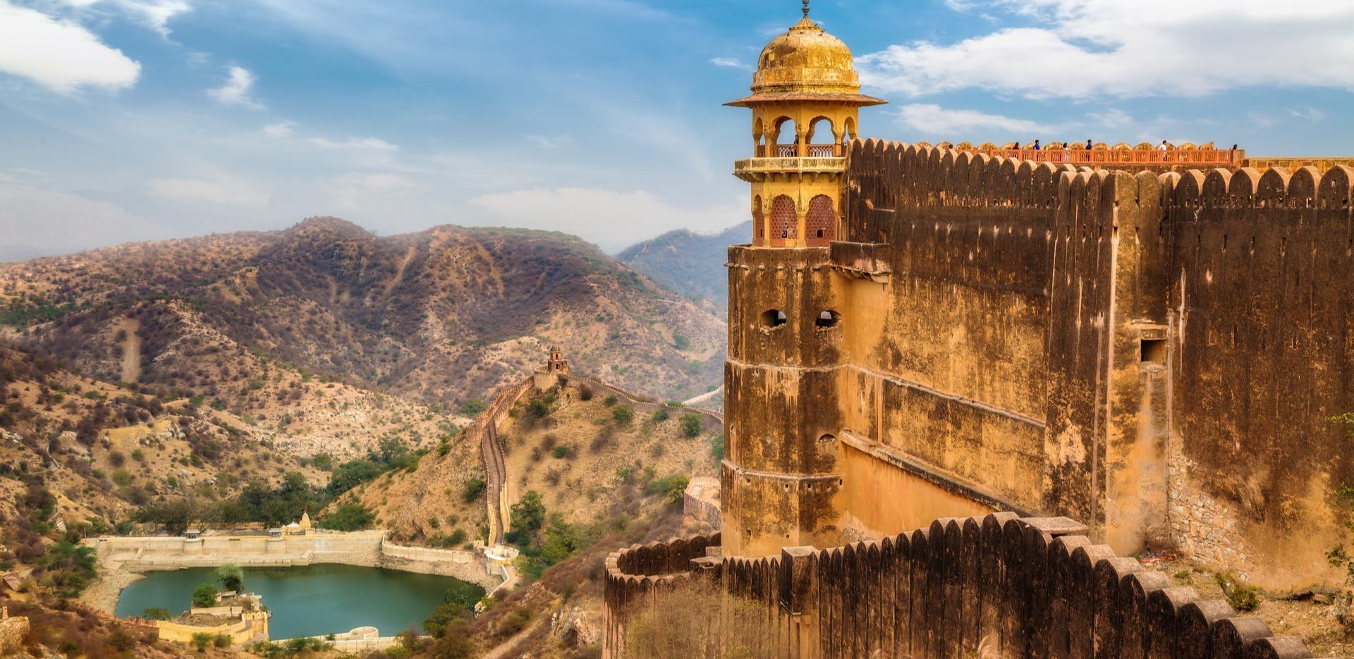 Jaipur Fort, Rajasthan
