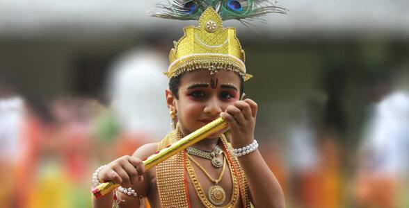 Janmashtami in South India