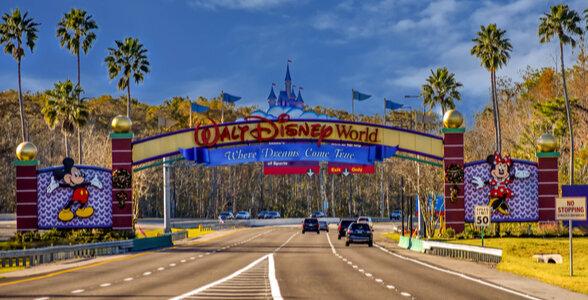 Spend a Day at Walt Disney World