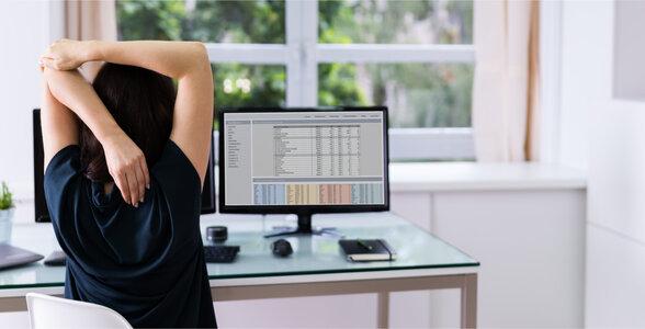 Work-life Balance - Stretching