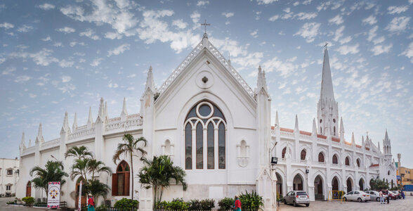 Travel Itinerary for South India - St. Thomas Church