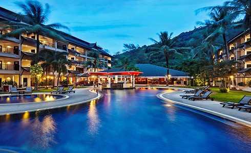 Swissotel Kamala Beach, Phuket