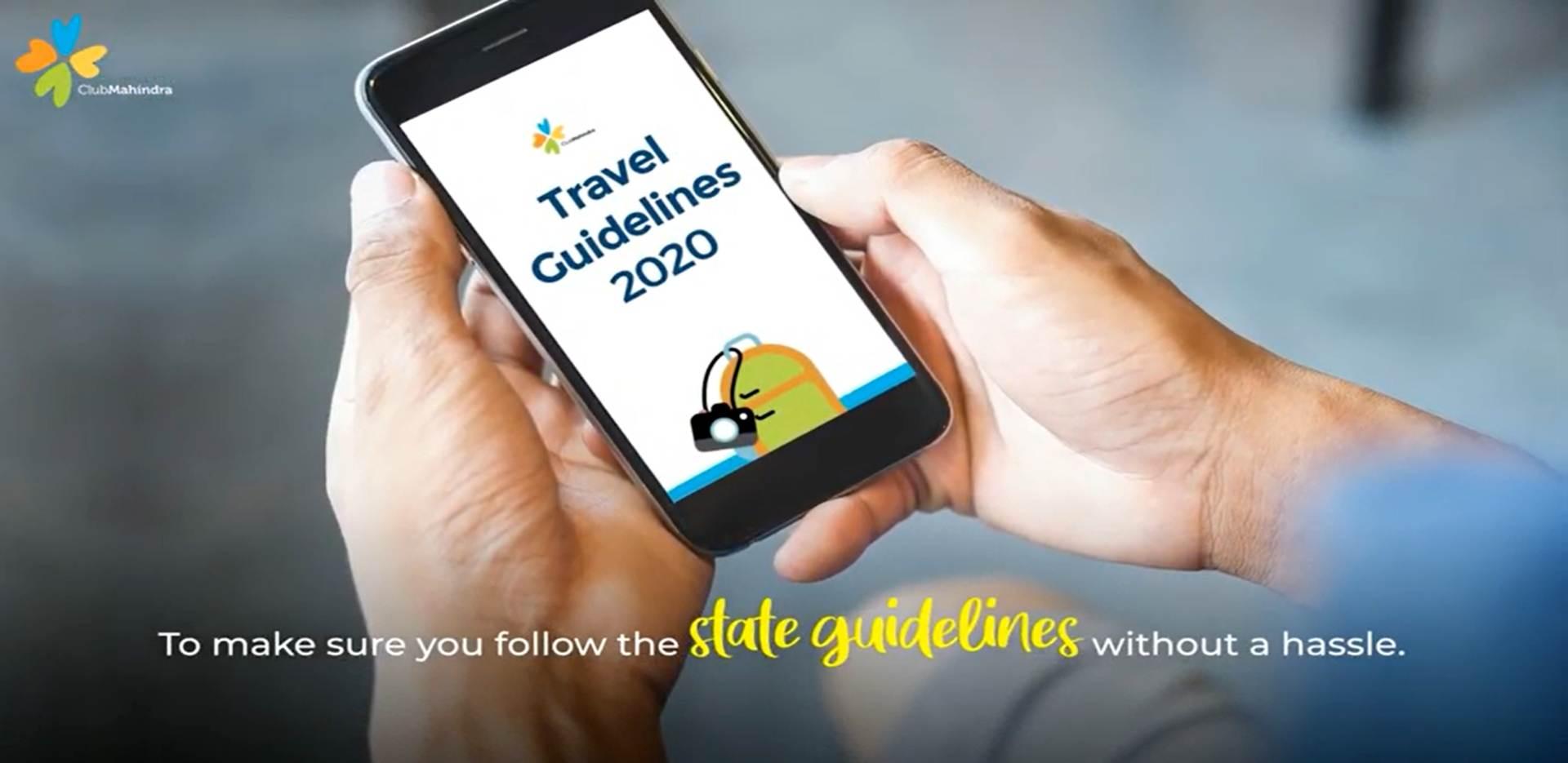 Maharashtra travel guidelines