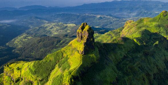 Trekking destinations in Maharashtra - Torna Fort