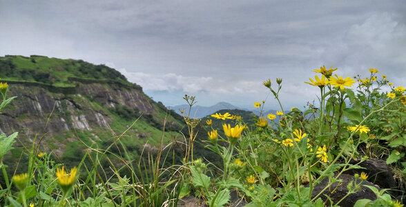 Trekking destinations in Maharashtra - Rajmachi Fort Lonavala