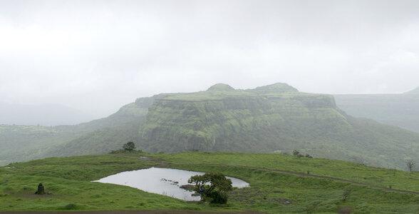 trekking destinations in Maharashtra - Visapur Fort