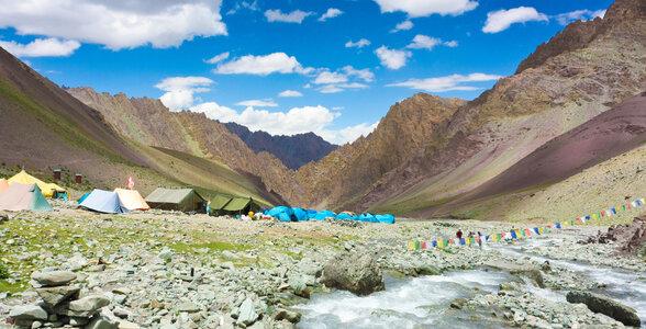 Trek to Stok Kangri, Ladakh