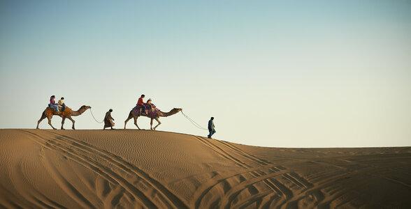 Virtual Tour of Jaisalmer Resort