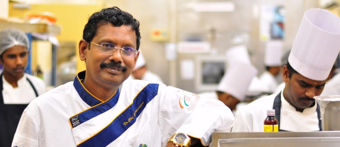 Passing away of a legend - Chef P Soundarajan