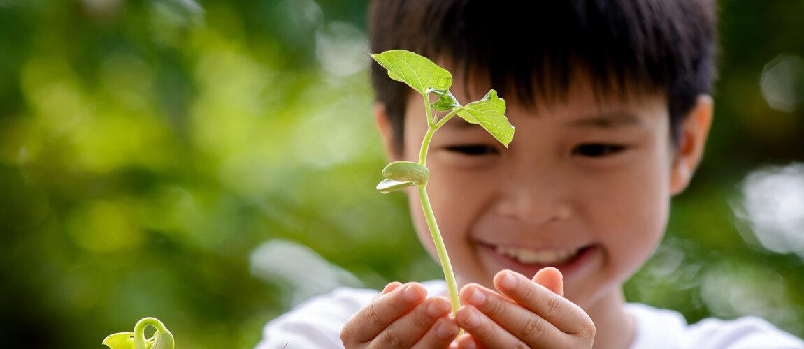 How to Raise Environmentally-Conscious Children