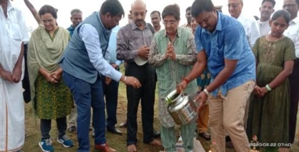 World Water Day - Puducherry