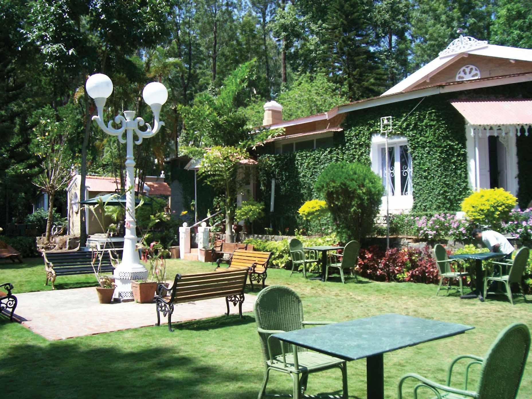 Yercaud Resort Garden