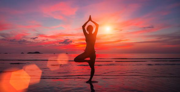Yoga Harnesses Positivity & Mindfulness
