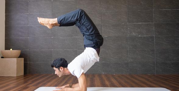 Yoga Increases Physical Strength & Flexibility