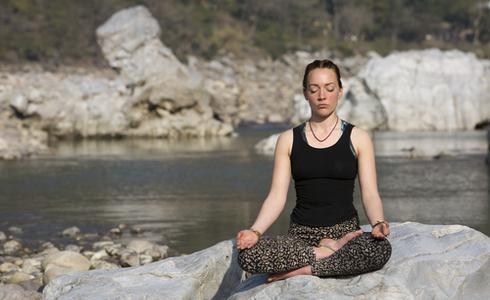 Yoga Center at Uttarakhand